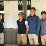 Tigers golf wins sectional championship