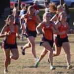 Three area teams compete in Crestline XC meet
