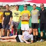 Eagles win district XC title