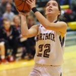 Lady Knights drop close battle with Centerburg