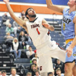 Alsip scores 41 as Tigers beat River Valley in boys basketball