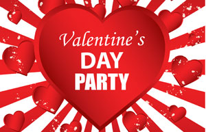 Image result for valentine party