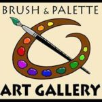 Brush and Palette accepting art for next show