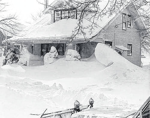 Blizzard Memories This Is How Some Weathered 1978 S Storm Of The