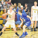 Eagles bounce back, earn N-10 win over Royals