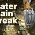 Update: Columbus Street water main break fixed; boil advisory issued
