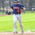 Tigers lose 2-1 to North Union in MOAC baseball