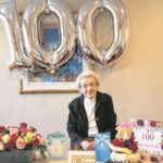 Former Galion resident celebrates 100th birthday