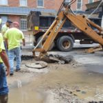 Gallery: Harding Way West water line break: Photos by Russ Kent