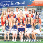 2018 Galion High School Fall Sports tab; Available on newsracks at right here