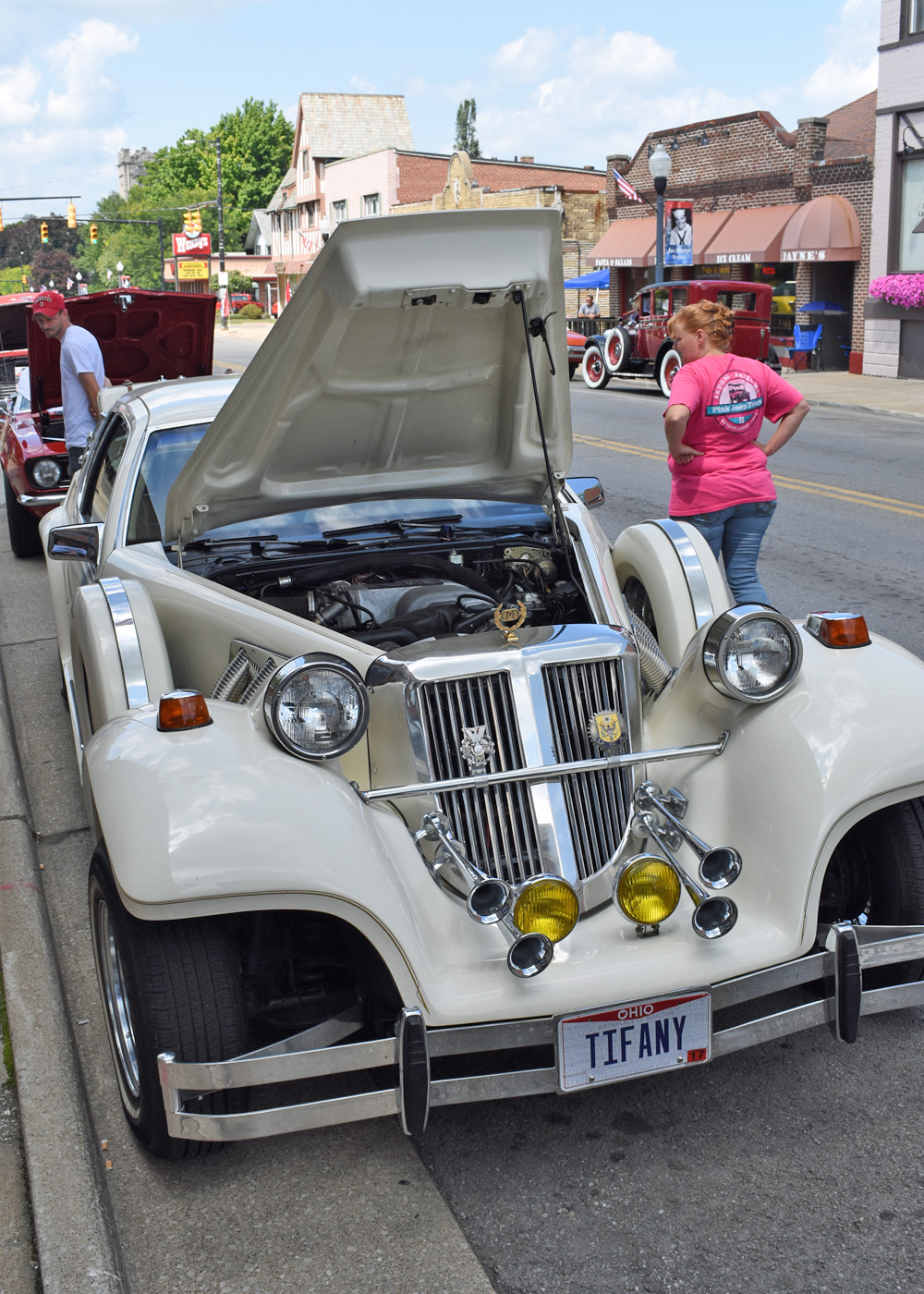 2018 Uptowne Galion Cruise-in: Photos by Don Tudor - Galion Inquirer