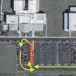 Which way do I go? New traffic patterns on Galion City Schools campus