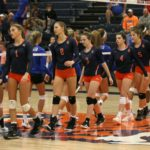 Gallery:  Galion Volleyball vs. Ontario 9-11-18.  Photos by Erin Miller.
