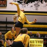 Gallery:  Northmor vs. Colonel Crawford Volleyball 9-10-18. Photos by Erin Miller.