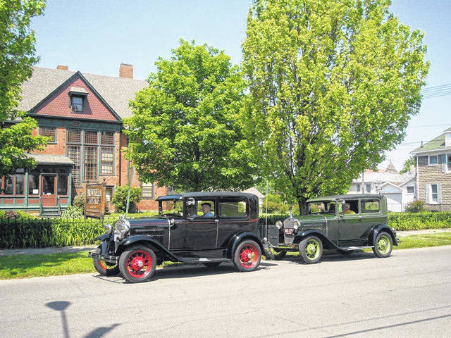 Courtesy photo The Galion Historical Society will have its 10th car show Sept. 23 on the Historic Union School Yard, across the street from the historical society. Join society members for music, food, 50/50 raffles, door prizes, and tours of the Galion Historical Society. The Car Show is noon to 5 p.m. The entry fee to participate is $10 and registration for vehicles starts at noon. All makes, models, and years are welcome. Dash plaques will be given to the first 100 registrants and 25 awards will be givenm by non-professional judges. Tours of Brownella Cottage will be available on the hour from 1- 3 p.m. Tours are $5 per adult and $3 per child. The Galion History Museum, in the Brownella Carriage House, will be open free of charge.