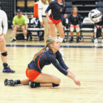 Galion VB team back on track