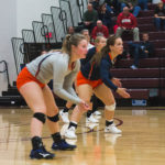Gallery: Galion Girls Volleyball District Semi-Final vs. Crestview 10-23-18.  Photos by Erin Miller.