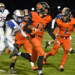 Week 9 roundup: Galion, Northmor win, Crawford goes down