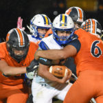 Gallery: Galion 45, Ontario 21; Photos by Don Tudor