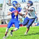 'Dogs post 52 points in shutout over Fighting Herald
