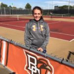 Kayley Gimbel cruises at districts, earns another state berth