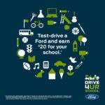 Test drive a Ford on Saturday, earn money for Galion High School athletics