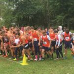 Tigers' cross country teams earn fourth at MOAC meet