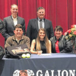 Galion tennis standout Kayley Gimbel chooses to be an Oiler