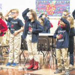 Galion St. Joe's students learning healthy choices