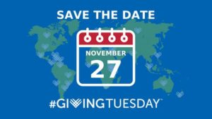 Giving Tuesday set for Nov. 28: Community foundation spearheading local part of this worldwide movement