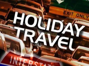 Near record level of travel expected around Thanksgiving