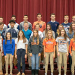 Galion High School athletes collect post-season accolades