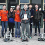 GMS robotics clubawarded $10,000