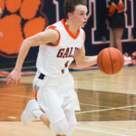 Gallery:  Galion Boys Basketball JV vs. Pleasant 12-5-18.  Photos by Erin Miller.
