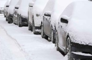 Be aware of parking bans during coming storm
