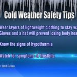 Call before you venture out today; if you do go out, take proper safety precautions