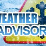 Update: School closures, delays today; weather advisory extended to 10 a.m.