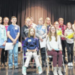 Colonel Crawford's Rachel Teynor wins county spelling bee