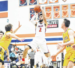Galion's Alsip leads MOAC in scoring; Lackey No. 2 in rebounding