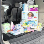 Galion woman plans unique baby shower Mendy Sellman spearheading collection effort for Voice of Hope