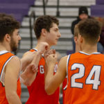 Gallery:  Galion Boys Basketball vs Mt. Gilead 2-5-19.  Photos by Erin Miller.