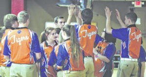 Galion boys second in MOAC bowling, Lady Tigers sixth