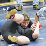 Galion 7th in MOAC wrestling tournament