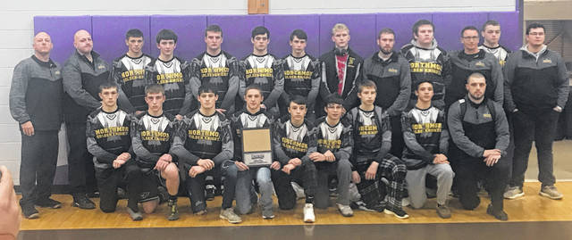 The Northmor wrestling team picked up their second KMAC championship in as many years on Saturday.