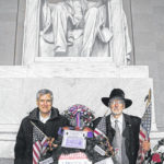 Galion's ties to Abe Lincoln celebrated in Washington D.C.