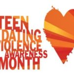February is Teen Violence Awareness Month