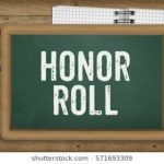 Galion Middle School honor rolls
