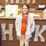 Galion fifth-grader Elliott Freyman making a difference for kids at Sara Beegle