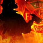 Johnsville house catches fire