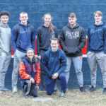 Galion, Crawford tracksters compete in indoor track championships